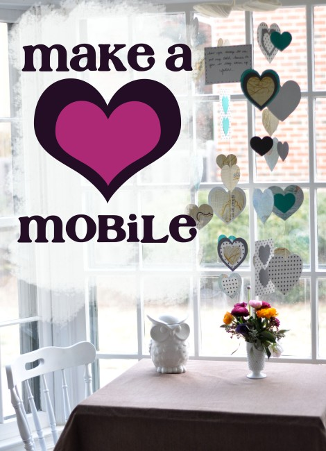 Make A Love Mobile Tutorial | Salt & Twine Blog